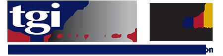TGI 50th Logo
